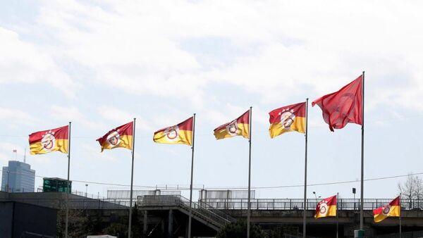 Galatasaray, bayrak - Sputnik Türkiye