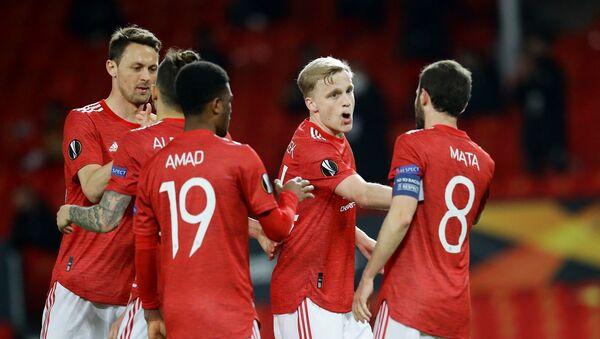 Manchester United - Granada - Sputnik Türkiye