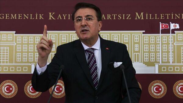 AK Parti Erzurum Milletvekili İbrahim Aydemir - Sputnik Türkiye