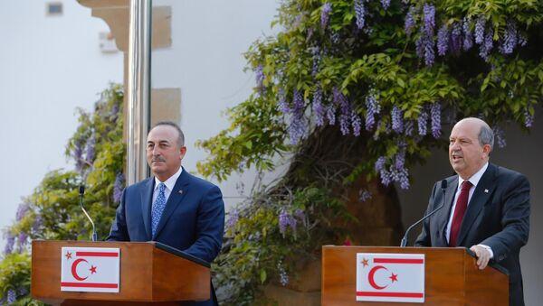 Çavuşoğlu - Tatar - Sputnik Türkiye