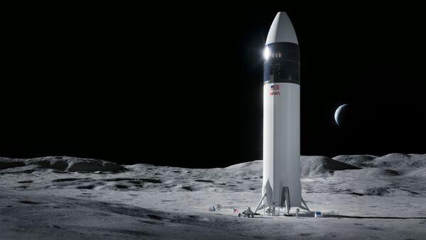 NASA'nın Artemis görevi - Sputnik Türkiye