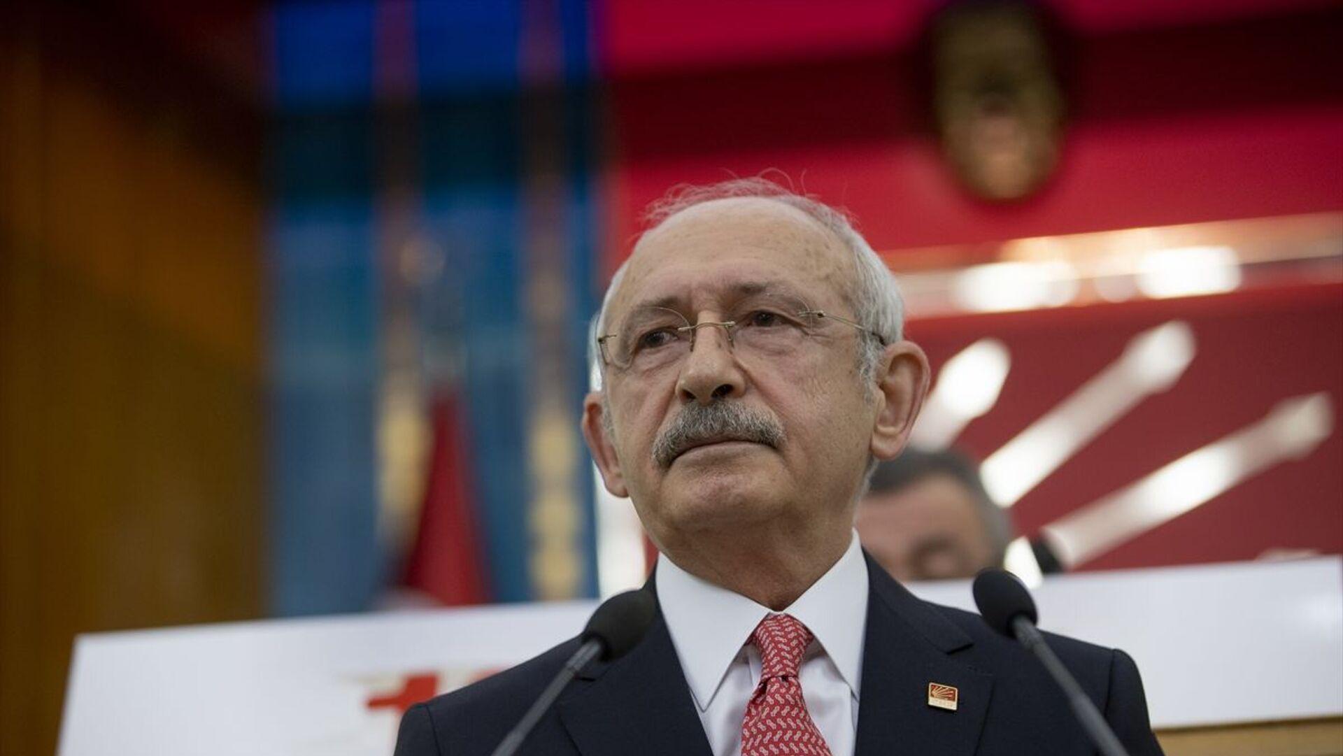 Kemal Kılıçdaroğlu - Sputnik Türkiye, 1920, 18.04.2021