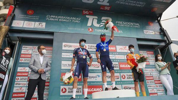 Cumhurbaşkanlığı Türkiye Bisiklet Turu, Jose Manuel Diaz Gallego - Sputnik Türkiye