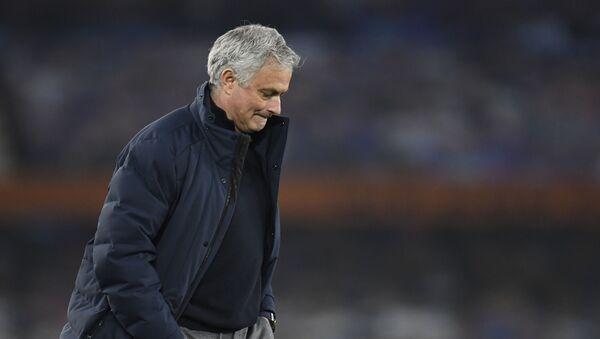 Tottenham, Mourinho'nun görevine son verdi - Sputnik Türkiye