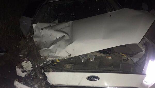 Iğdır'da filyasyon ekibi kaza yaptı: 3 yaralı  - Sputnik Türkiye