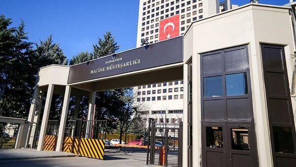 HazineMüsteşarlığı - Sputnik Türkiye