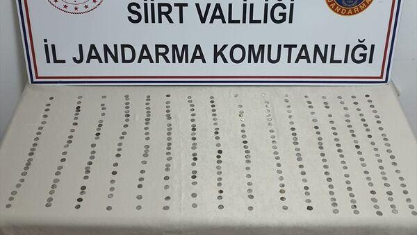 Siirt merkezli operasyon, Bitlis, sikke, Roma dönemi - Sputnik Türkiye