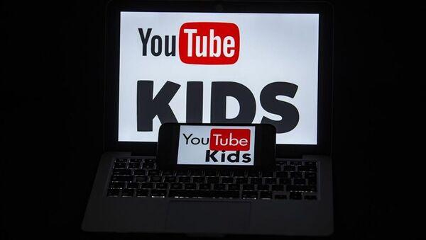 YouTube Kids - Sputnik Türkiye