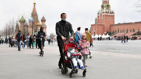Rusya, Moskova, koronavirüs - Sputnik Türkiye