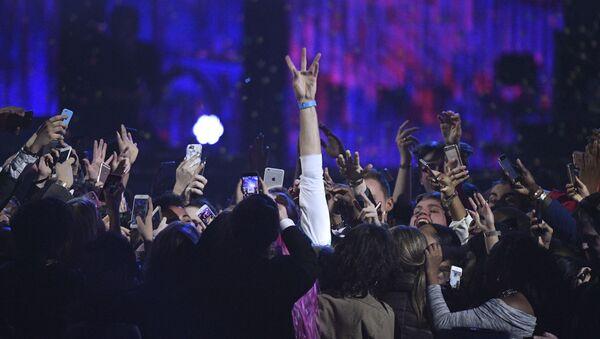BRIT Ödülleri - konser - Sputnik Türkiye
