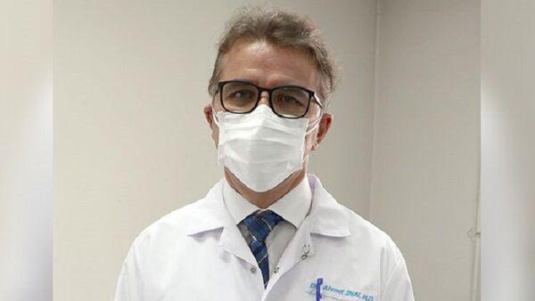 Dr. Ahmet İnal - Sputnik Türkiye