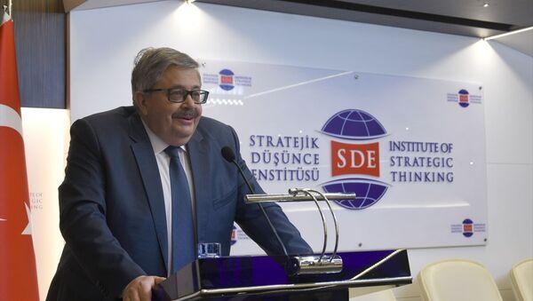 Rusya'nın Ankara Büyükelçisi AlekseyYerhov - Sputnik Türkiye