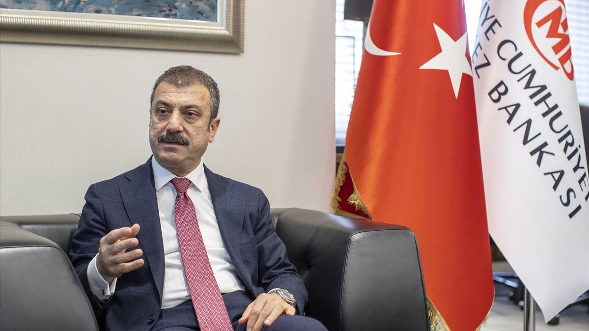 Şahap Kavcıoğlu - Sputnik Türkiye, 1920, 27.09.2021