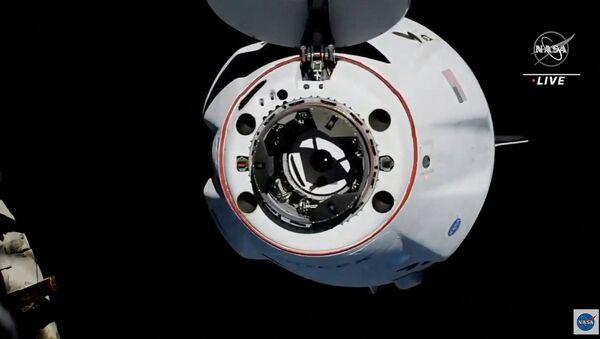 Crew Dragon - Sputnik Türkiye