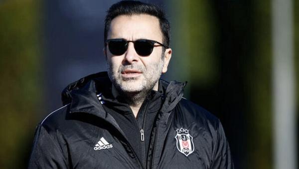 Beşiktaş Asbaşkanı Emre Kocadağ - Sputnik Türkiye