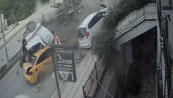 Hatay kaza - Sputnik Türkiye