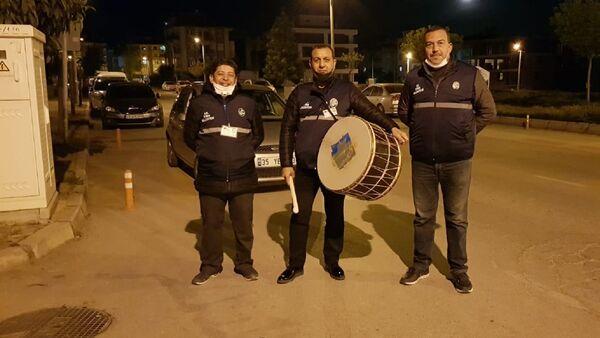 Pandemide işsiz kalan müzisyenler - Sputnik Türkiye