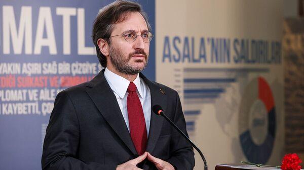 Fahretin Altun - Sputnik Türkiye