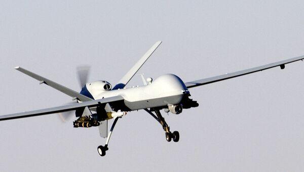 MQ-9 Reaper - insansız hava aracı - Sputnik Türkiye