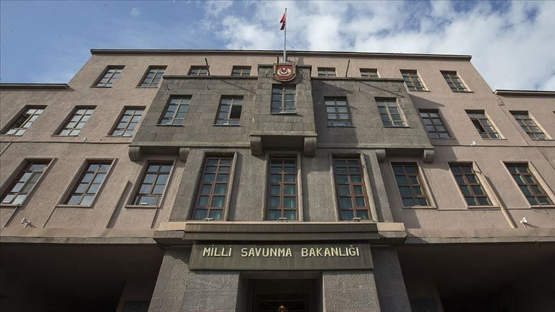 Milli Savunma Bakanlığı - Sputnik Türkiye, 1920, 29.07.2021