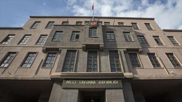 Milli Savunma Bakanlığı - Sputnik Türkiye