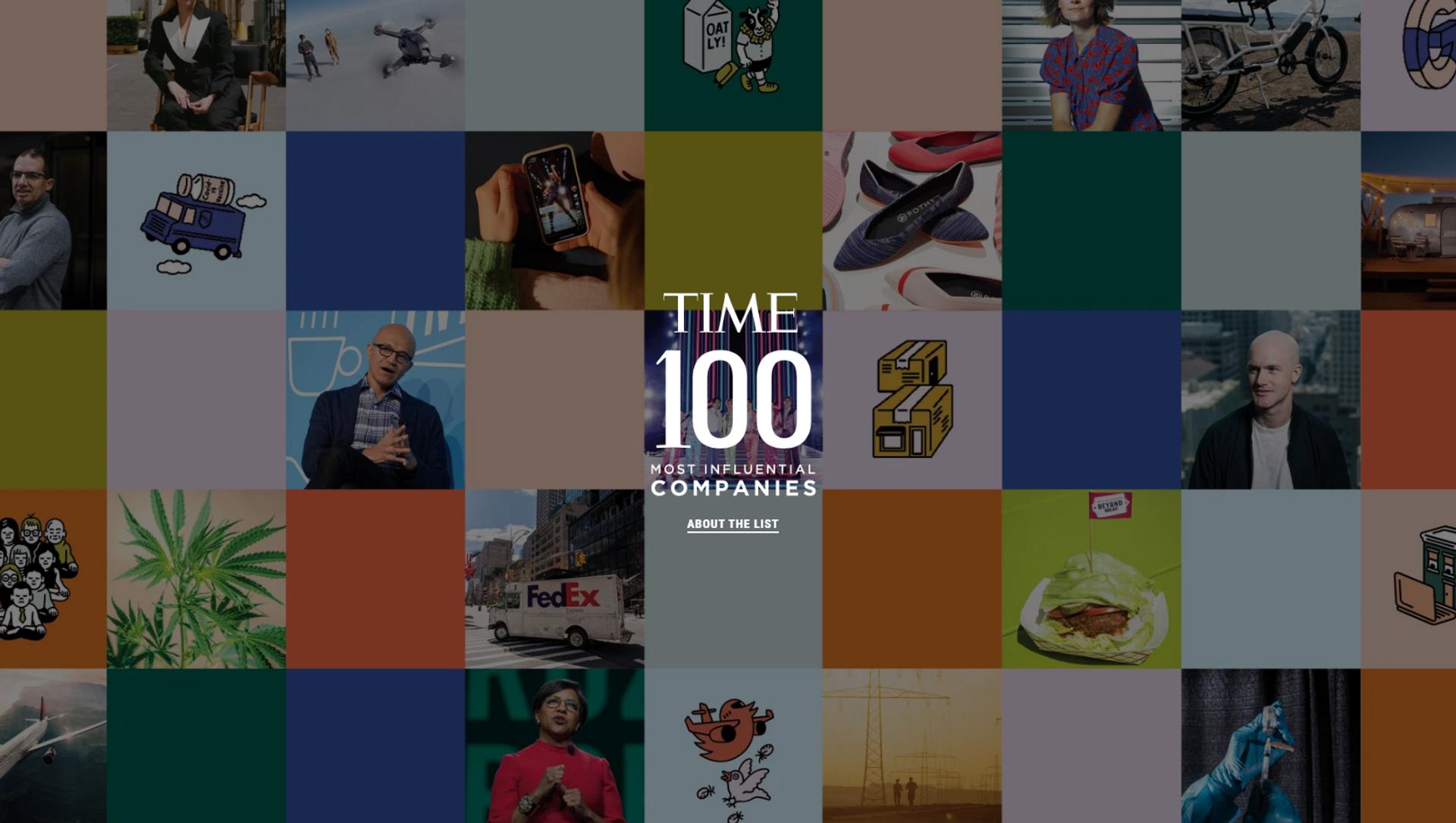 TIME100 2021 - Sputnik Türkiye, 1920, 28.04.2021