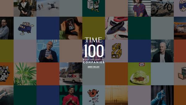 TIME100 2021 - Sputnik Türkiye