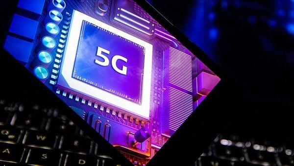 5G teknolojisi - Sputnik Türkiye