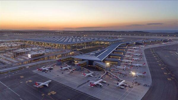 İGA / İstanbul Havalimanı - Sputnik Türkiye