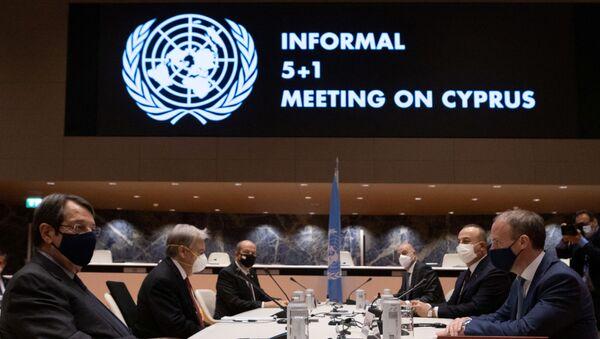BM- Kıbrıs  - Sputnik Türkiye