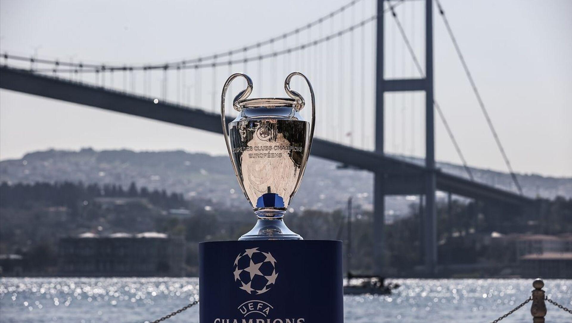UEFA Şampiyonlar Ligi kupası - Sputnik Türkiye, 1920, 13.05.2021