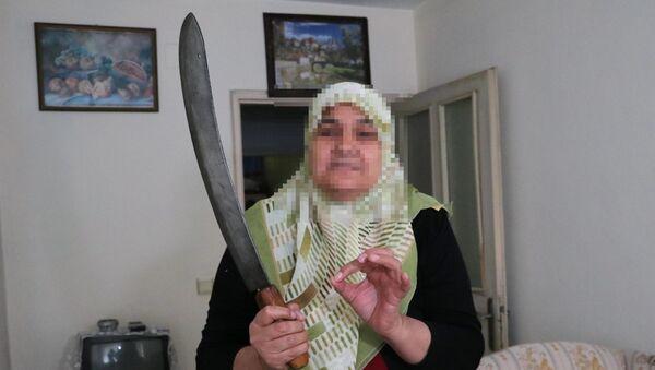 Fatma N. - Sputnik Türkiye