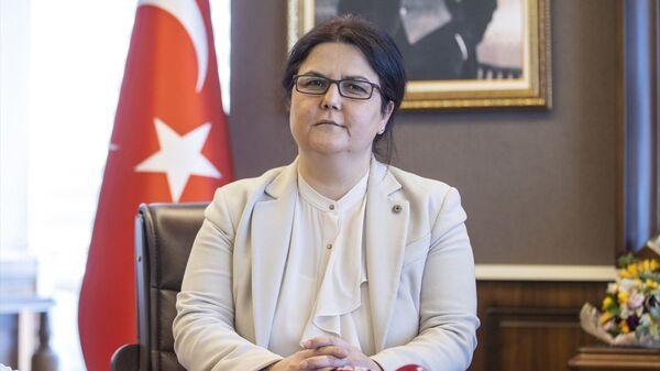 Aile ve Sosyal Hizmetler Bakanı Derya Yanık - Sputnik Türkiye