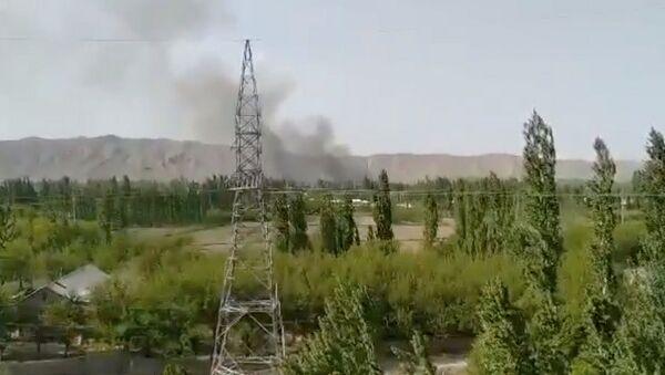 Tacikistan Kırgızistan - Sputnik Türkiye