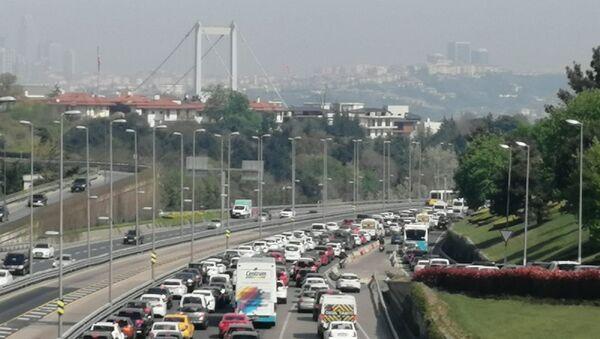 İstanbul - trafik  - Sputnik Türkiye