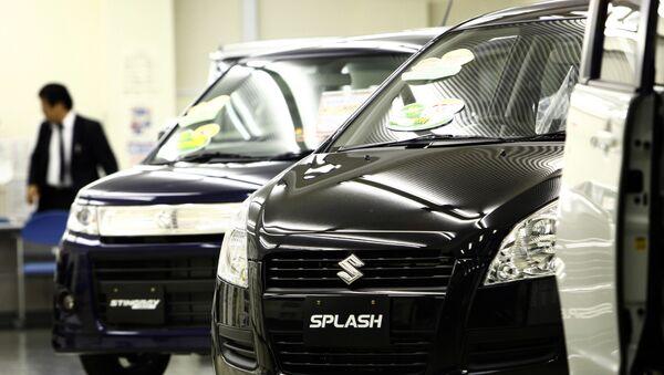 Suzuki Hindistan'daki üretimini askıya alıyor - Sputnik Türkiye