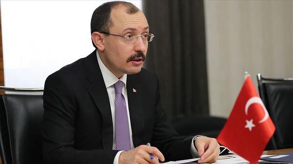 Ticaret Bakanı Mehmet Muş - Sputnik Türkiye
