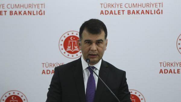 Ertuğrul Çekin - Sputnik Türkiye
