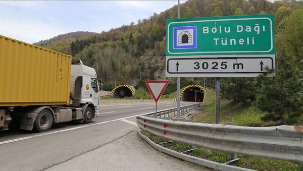 Bolu Dağı Tüneli - Sputnik Türkiye
