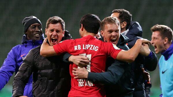 Leipzig - Werder Bremen - Sputnik Türkiye