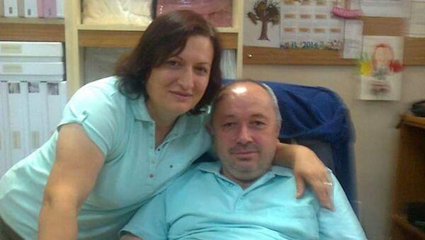 Ordu'da, koronavirüs tedavisi gören Fatma (50) ve Murat Aşık (53) çifti, 5 gün arayla hayatlarını kaybetti. - Sputnik Türkiye