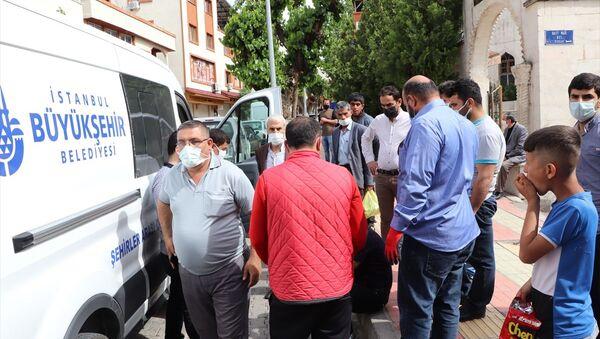 İstanbul'dan gönderilen naaşın başkasıyla karıştığını Siirt'teki cenaze namazında öğrendiler - Sputnik Türkiye