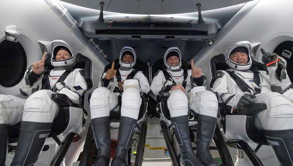 Crew-1  - Sputnik Türkiye