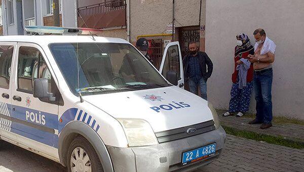 Edirne polis - Sputnik Türkiye