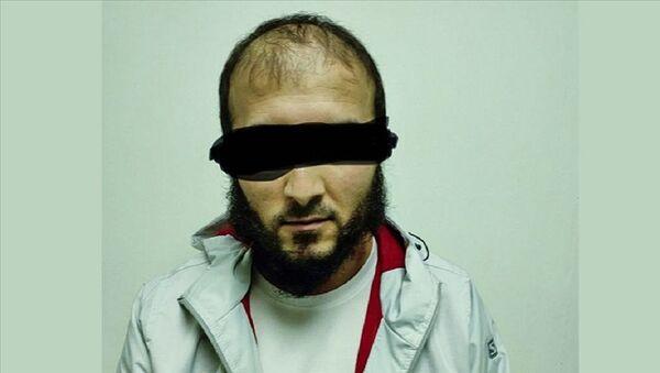 IŞİD terör örgütü üyesi 'Basim' kod adlı Afganistanlı A.S.İ.M. - Sputnik Türkiye