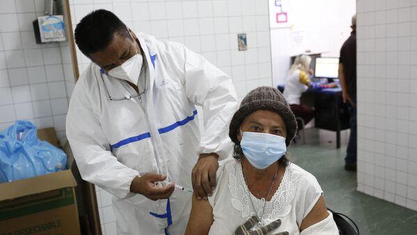 Venezüella aşı / kovid 19 - Sputnik Türkiye