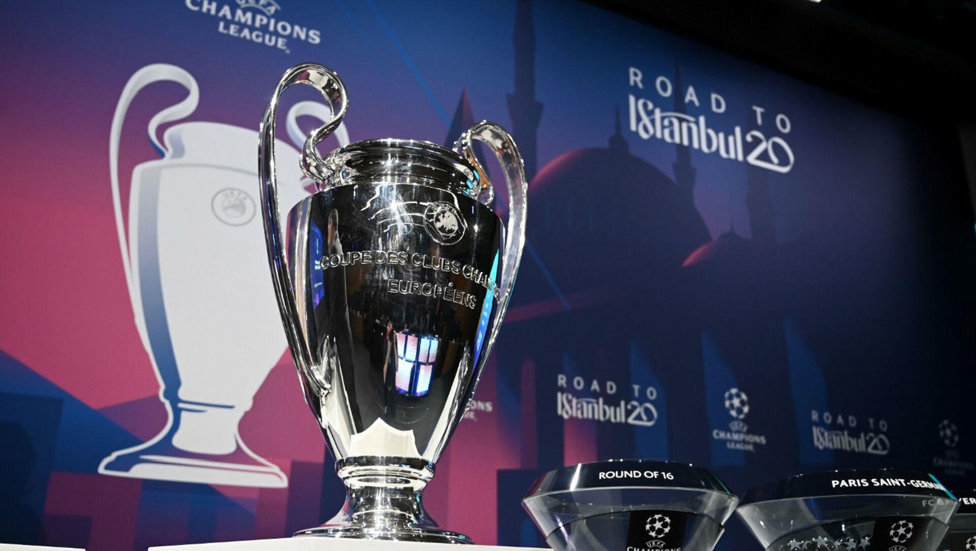 UEFA Şampiyonlar Ligi'nde finalistler belli oluyor - Sputnik Türkiye, 1920, 08.05.2021