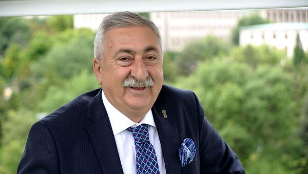 Bendevi Palandöken - Sputnik Türkiye