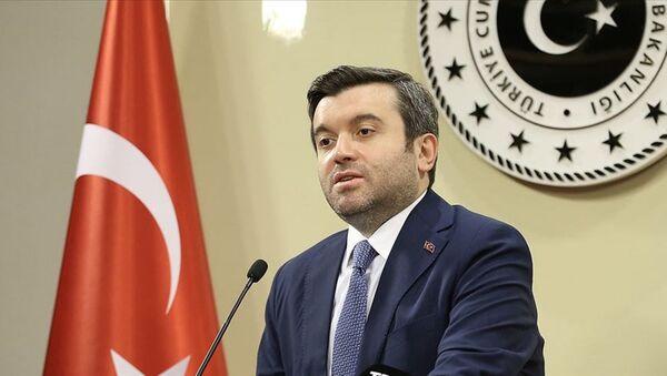 Yavuz Selim Kıran - Sputnik Türkiye