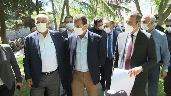 Ekrem İmamoğlu ve Şükrü Genç - Sputnik Türkiye